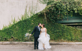 Carlos + Niki | Courtyard At Lake Lucerne
