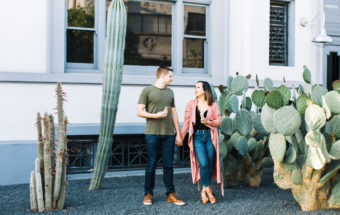 Neil + Corinne | California Engagement