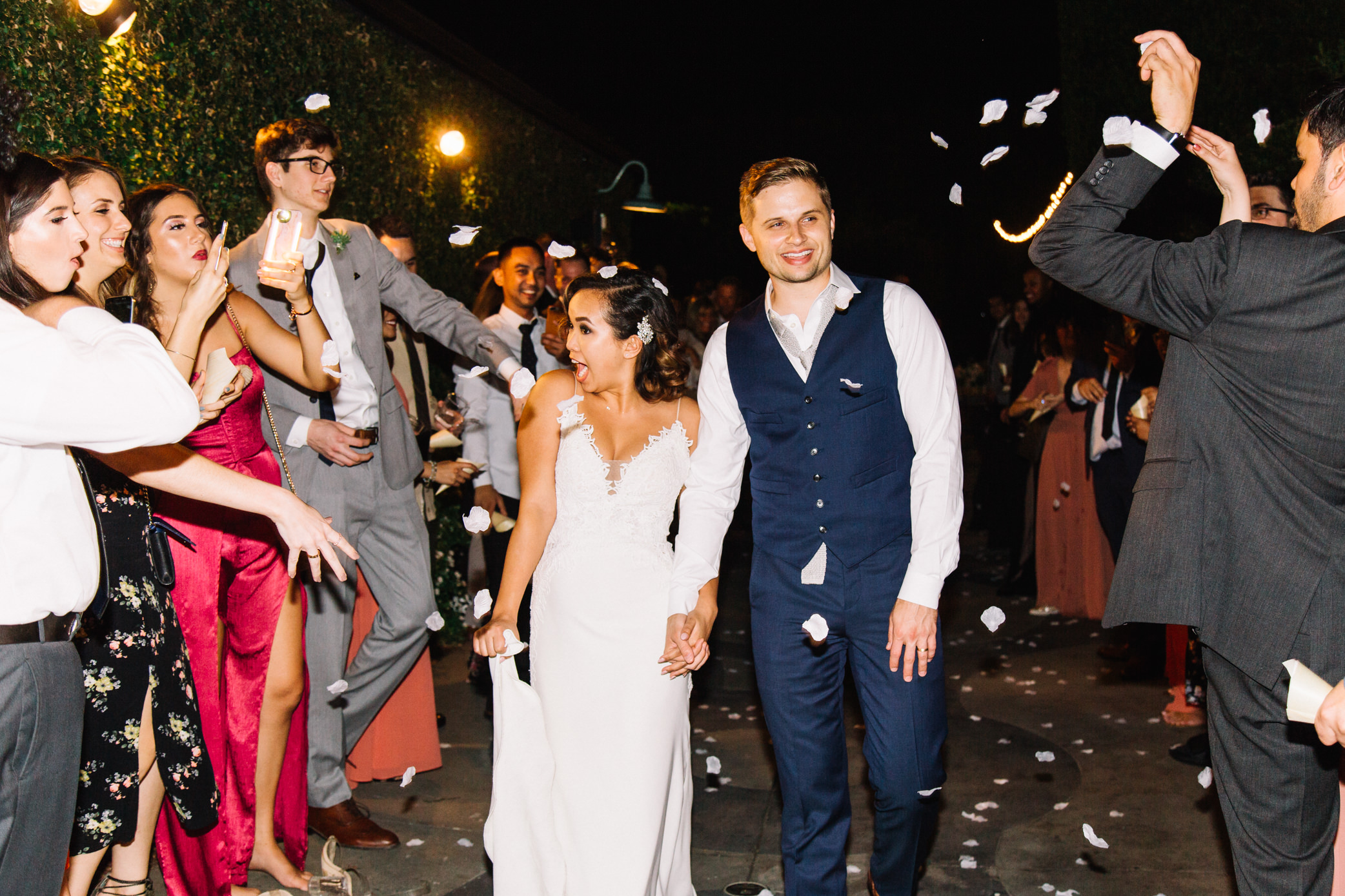 fig house california wedding