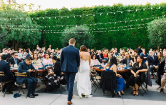 Neil + Corinne | The Fig House L.A.