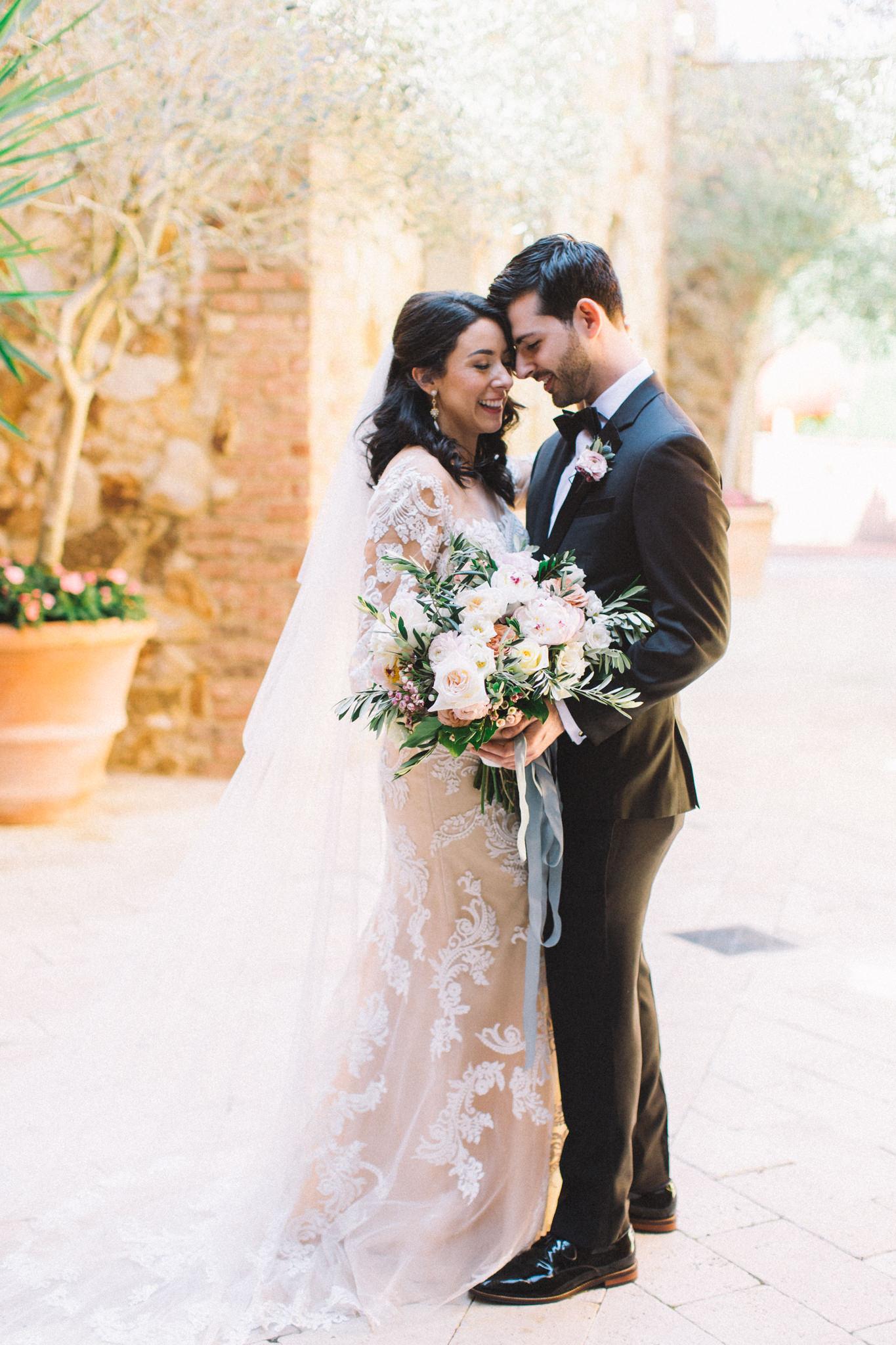 bella collina luxury lawn wedding